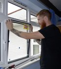 Square thumb ross at a job in hartley  2