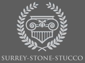 Gallery large surrey stone stucco logo
