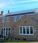 Square thumb solar pv st neots