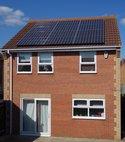 Square thumb solar panels newmarket