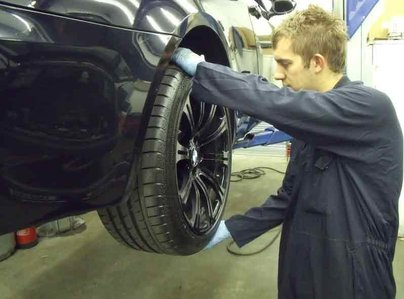 Primary thumb wheel bearing check