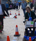 Square thumb national older peoples day on the moor in sheffield