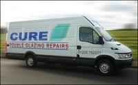 Profile thumb cure double glazing repairs van
