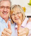 Square thumb c2c social media couple