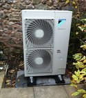 Square thumb heat pump