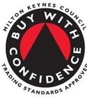 Square thumb milton keynes locksmith buy with confidence logo