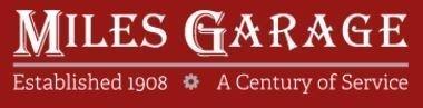 Gallery large miles logo