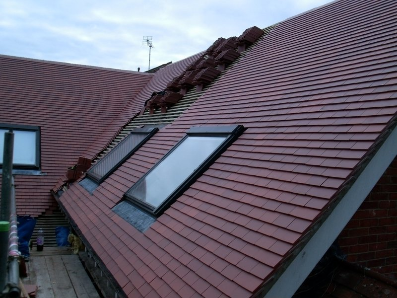 Forest Park Roofing Roofers In Lymington Hampshire