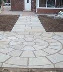 Square thumb stone circle 2
