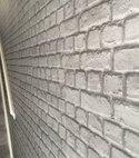 Square thumb brick wallpaper