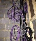 Square thumb av rack cable