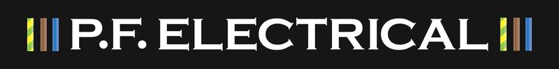 Gallery large pf electrical logo col black bg