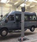 Square thumb minibus