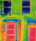 Square thumb london w1 thermal survey showing many defects
