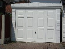 Grimston Concrete Garages Limited Garage Door Repairs