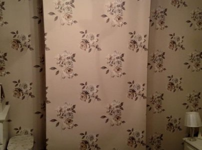 Primary thumb vintage flower wallpaper for master bedroom  1