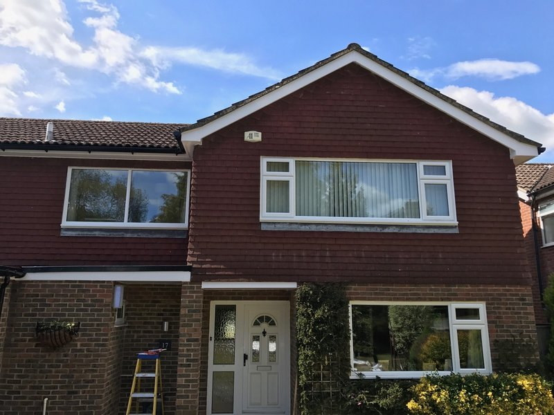 R Goswell Ltd T A Ideal Home Improvements Glaziers In