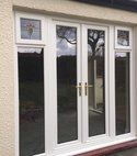 Square thumb french doors 1