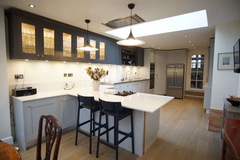 The London Kitchen Extensions Company Ltd - Builders in ...