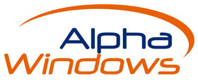 Gallery large alpha windows logo