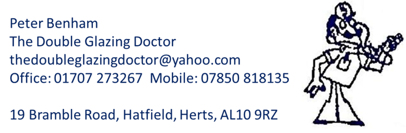 Gallery large which double glazing doctor logo