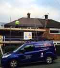 Square thumb kirbys roofing ltd