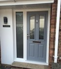 Square thumb french grey solidor