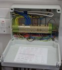 Square thumb heating controls 2
