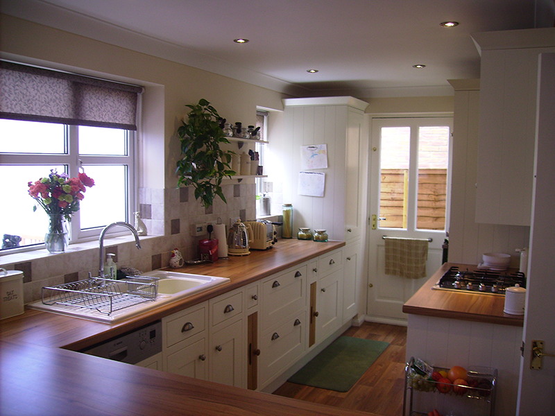 Kitchen Fitters In Eastbourne