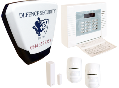 Primary thumb defence security leaflet 2