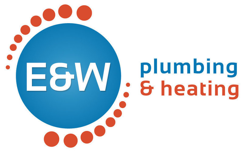 Gallery large e   w plumbing and heating logo