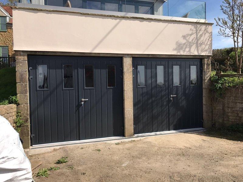 Kingswood Doors Ltd Garage Door Repairs And Installation