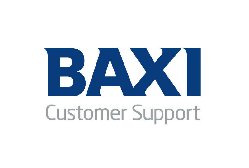 Gallery large baxi customer support white background