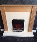 Square thumb we also fit electric fire suites
