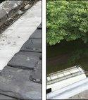 Square thumb 17 melville terrace cracked gutter liner