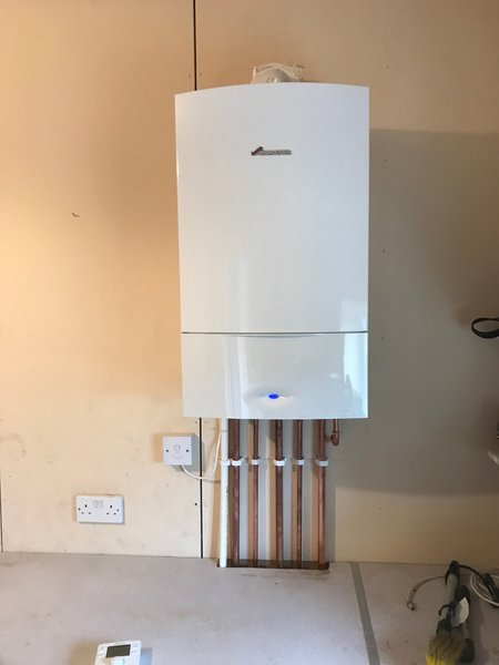Mercer Plumbing Services Ltd Boiler Central Heating And