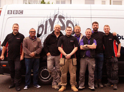 Primary thumb red van plumbers diy sos bbc