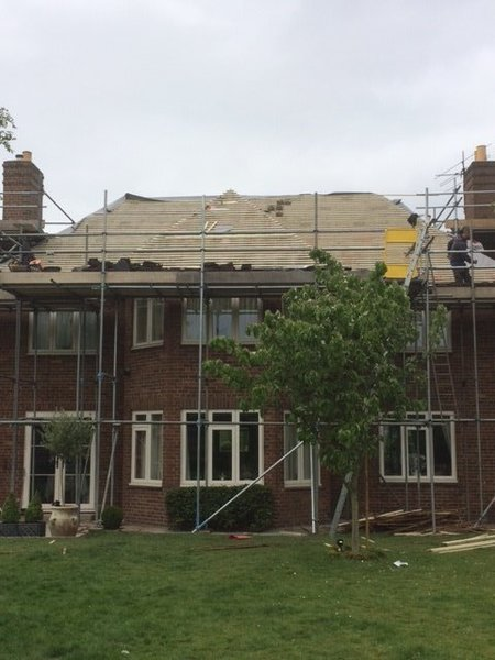 Thompsons Roofing Services Limited Roofers In Worksop