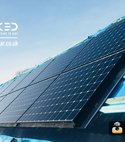 Square thumb sunpower solar naked