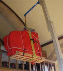Square thumb grand piano   internal lifting