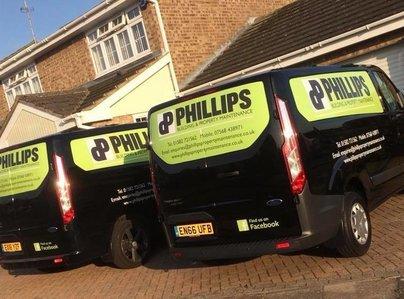 Primary thumb vans