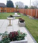 Square thumb garden maintenance landscaping driveways patios paving sunshine gardens christchurch dorset 17