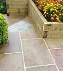 Square thumb driveways patios paving garden maintenance landscaping fencing sunshine gardens christchurch dorset 11