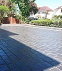 Square thumb driveways patios paving garden maintenance lanscaping fencing sunshine gardens christchurch dorset 23a
