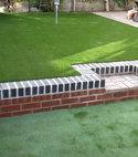 Square thumb artificial grass driveways patios paving garden maintenance landscaping fencing sunshine gardens christchurch dorset 5