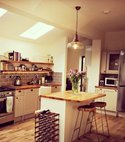 Square thumb kensal kitchen