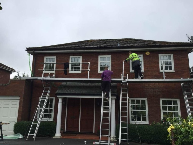 Steves Gutters Ltd Roofers In Kettering Nothamptonshire