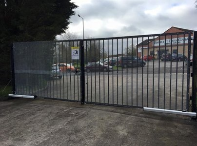 Primary thumb lathams commercial gate