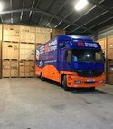 Square thumb bg removals self storage facility