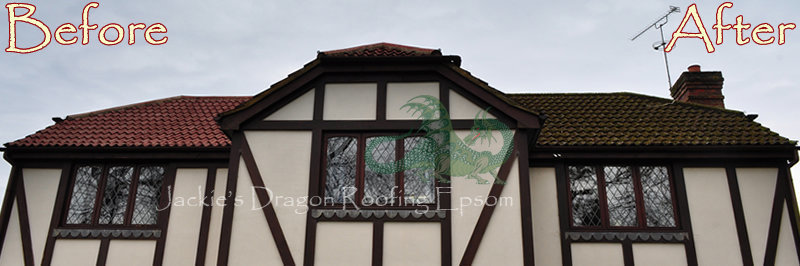 Jackie S Dragon Roofing Roofers In Epsom Surrey
